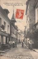 """76 - LA BOUILLE - Un Coin Pittoresque- La Rue Hector Malo, Célèbre Auteur De""""Sans Famille"""" .. - La Bouille"""