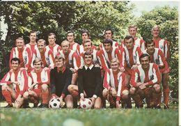 Carte Du FC Bayern München  Saison 1969 - 1970 . - Football