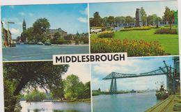 ROYAUME-UNI,united Kingdom,ANGLETERRE,ENGLAND,YORSHIRE NORD,MIDDLESBROUGH - Angleterre