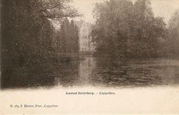 Cappellen / Kapellen : Kasteel Boterberg - Kapellen