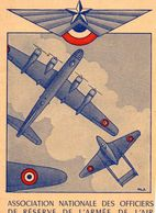 ASSOCIATION  NATIONALE DES OFFICIERS DE RESERVE DE L'ARMEE DE L'AIR  1959 N°5.290 ALGER - Non Classés