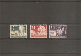 Pologne - Gouvernement Général ( 72/74 XXX -MNH) - 1939-44: 2ème Guerre Mondiale