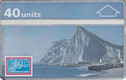 Sea Sight And Rock 40 Units - Gibraltar
