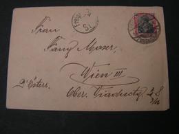 Germania Mit Freigabe Auf Brief Aus Reutlingen - Allemagne