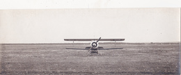 Photographie Originale 8 X 22,5 Avion Militaire NIEUPORT Monoplace Aviation Fly - Aviación