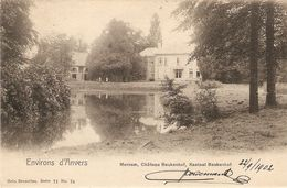 Merxem ( Merksem ) : Kasteel Beukenhof  1902 - Autres