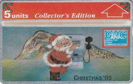 Santa Clause - Gibraltar