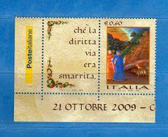 Italia ** - 2009 - La LINGUA ITALIANA,  .  MNH   Vedi Descrizione. - 2001-10: Ungebraucht