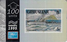 HMS Calpe - Gibraltar