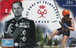 The Duke Of Edinburgh - Gibraltar