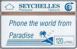Blue Palm 105H - Seychelles