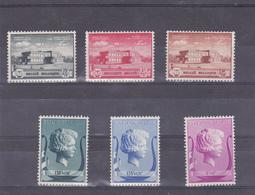OCB 532-537  Postfris Met Scharnier - MH - * - Neufs