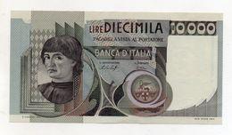 """Italia - Banconota Da Lire 10.000 """" Macchiavelli """" - Decreto 29.12.1978 - SPL+ - (FDC8368) - [ 2] 1946-… : Républic"""