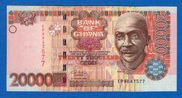 Ghana  20.000 Cedis  2003 - Ghana