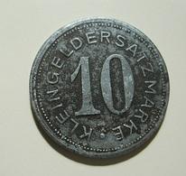 Coin Or Token * Verwaltung. D. Stadt Pirmasens * 10 Klein Geldersatz Marke * 1919 - Coins & Banknotes