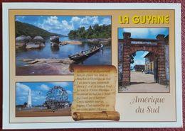 LA GUYANE - Département Francais D'outre Mer - Amérique Du Sud NV - Guyane