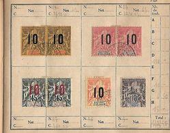 Carnet De Circulation. - Stamps