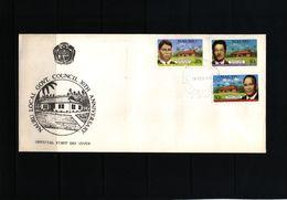 Nauru 1981 Local Government Council FDC - Nauru
