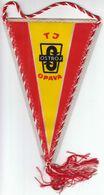 Basketball / Flag, Pennant / Czechoslovakia, Opava / Basketball Sport Club, Ostroj - Abbigliamento, Souvenirs & Varie