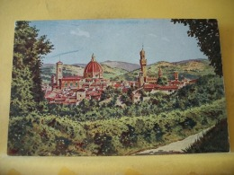 B16 8593 - CPA - FIRENZE - PANORAMA DA BOBOLI - Firenze