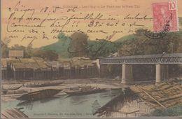 Tonkin- Lac Kay- Le Pont Sur Le Nam Thi - Viêt-Nam