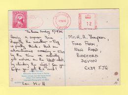 Lundy - Bideford - Devon - 1986 - Regionali