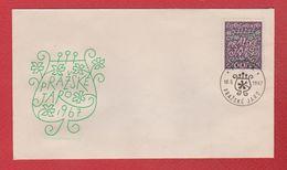 Tchécoslovaquie  -  Enveloppe  10/5/1967 - FDC