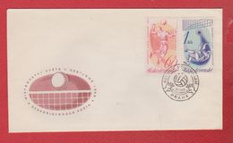 Tchécoslovaquie  -  Enveloppe Praha    17/1/1966 - FDC
