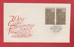 Tchécoslovaquie  -  Enveloppe Praha    15/1/1966 - FDC