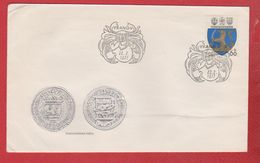 Tchécoslovaquie  -  Enveloppe Vranov    22/2/1977 - FDC