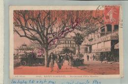 CPA 83  SAINT RAPHAEL Boulevard Félix Martin  FEVR 2018 249 - Saint-Raphaël
