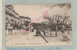 CPA 83  SAINT RAPHAEL Boulevard Félix Martin  FEVR 2018 251 - Saint-Raphaël