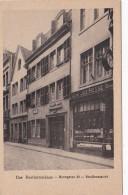 Das Beethovenhaus Bonngasse 20 Strassenansicht - History