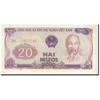 Billet, Viet Nam, 20 D<ox>ng, 1985, Undated, KM:94a, SPL - Vietnam