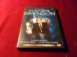 LA QUATRIEME DIMENSION  No1  3 EPISODES - TV Shows & Series