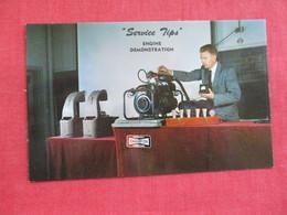 Champion Spark Plug Company  Ref 2844 - Advertising