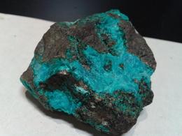 Chrysocolle Du Pérou - Minerals