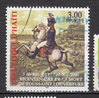 ##21, Haiti, Haitia, Cheval, Horse, Militaria - Haiti