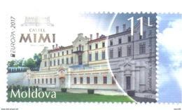 2017. Moldova, Europa 2017, Set, Mint/** - Moldavie
