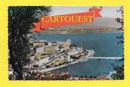 CPSM MONTE CARLO VUE D ENSEMBLE - Monte-Carlo