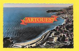 CPSM MONTE CARLO St ROMAN Le Beach Sa Piscine Et Le Casino D Eté - Monte-Carlo