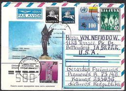 Lithuania  1991  Collector Made Cover - Lituania