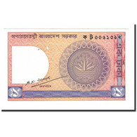 Billet, Bangladesh, 1 Taka, 1982-1993, Undated, KM:6Ba, SPL+ - Bangladesh