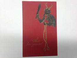 Krampus Devil 2224 - Saint-Nicholas Day