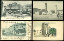 Beau Lot De 60 Cartes Postales D' Italie  Italia   Mooi Lot Van 60 Postkaarten Van Italië - 60 Scans - Cartes Postales