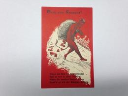 Krampus Verliert Herzen 2240 - Saint-Nicholas Day
