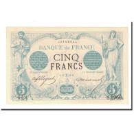 France, 5 Francs, 1873, 1873-02-27, SPL, Fayette:F1.15), KM:60 - 1871-1952 Anciens Francs Circulés Au XXème