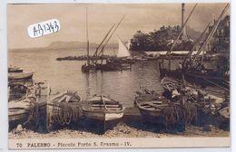 PALERMO- PICCOLO PORTO S.ERASMO - Palermo