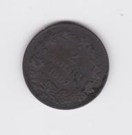 2 Centésimi  1867 M  TB - 1861-1878 : Victor Emmanuel II