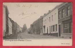 Hollogne-aux-Pierres - Rue Grande - 1905 ( Voir Verso ) - Grâce-Hollogne